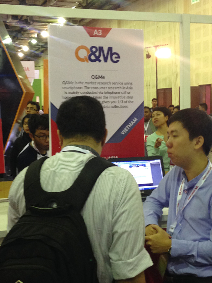 Asia Plus joined TECH IN ASIA JAKARTA 2015